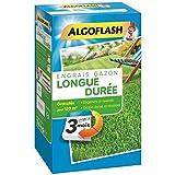 algoflash Eng césped LD 3m 3kg Abono césped larga duración 3Meses 3kg, azul, 18.399999999999999X 9.4X 32cm