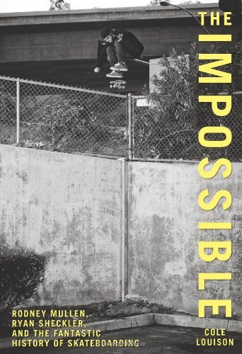 51D5XJ8ySRL - The Impossible: Rodney Mullen, Ryan Sheckler, and the Fantastic History of Skateboarding sports best price Review uk