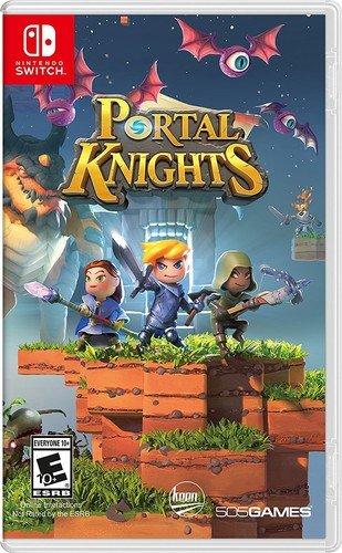 505 Games Portal Knights Básico Nintendo Switch vídeo – Juego (Nintendo Switch, Acción / RPG, E10 + (Everyone 10 +)) 51D5XNi8TEL