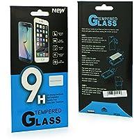 Protector de pantalla cristal templado premium de 0,33mm con bordes curvos 2.5D para HTC Desire 626