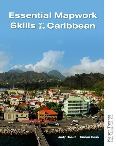 Essential Mapwork Skills for the Caribbean by Simon Ross (2013-07-08)