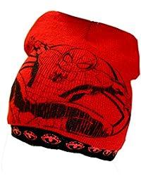 Spider-Man coole Mütze - mit kuschligem Fleece Futter