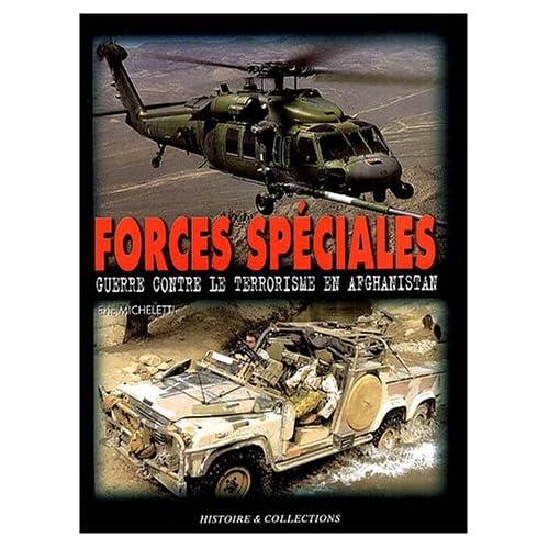 Les Forces Spéciales en Afghanistan : Guerre contre le terrorisme, 2001-2003