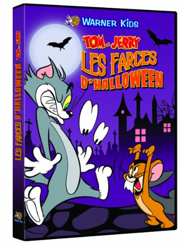 rces d'halloween [FR Import] (Tom Und Jerry Halloween-filme)