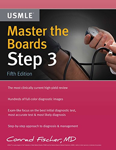 Master the Boards USMLE Step 3 por Conrad Fischer
