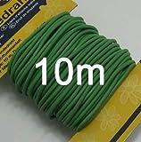 1 Rolle Bindedraht kunststoffummantelt 2,5 mm, Binde Pflanzen Wickel Draht, 10 m (LHS)