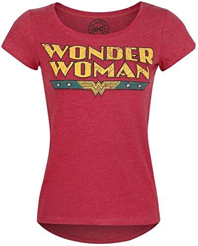 Tshirt femme Wonder Woman - Logo -Legend Icon