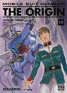 Mobile Suit Gundam - The Origin Edition simple Tome 19