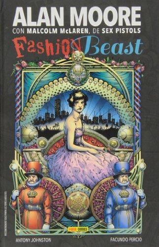 Descargar Libro Fashion Beast De Alan Moore (Novela Grafica) de Alan Moore Malcolm McLaren Antony Johnston Facundo Percio