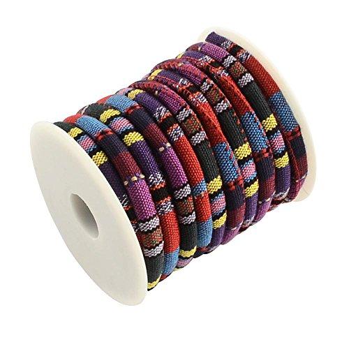 pandahall-cable-de-pano-etnico-para-joyeria-colorido-6-7-mm-aproximadamente-8-m-rollo