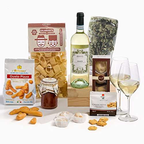 Hay Hampers Gourmet Italian Dinner Hamper Box
