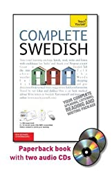 Complete Swedish with Two Audio CDs: A Teach Yourself Guide (TY: Language Guides) by Vera Croghan (2011-02-08)