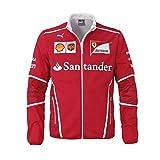 Puma SF Team Softshell Jacke, Rot Corsa, XXL