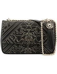 Versace Jeans Women Cross Body Bag Black Genuine Designer Crossbody Bag RRP  £213.00 dff72d2417