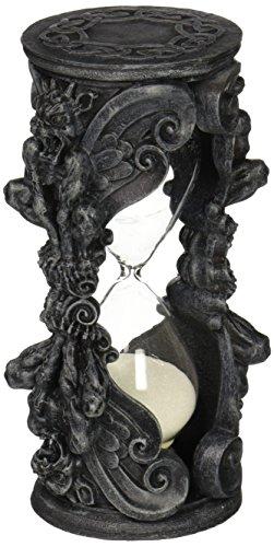 Kostüm Letzte Stunde - Design Toscano Gotisches Gargoyle-Stundenglas