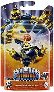 Skylanders Giants : Legendary Bouncer Hybrid Toy