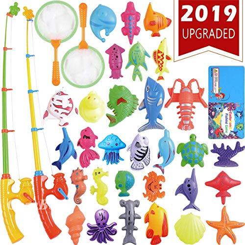 CozyBomB Magnetic Fishing Toys G...