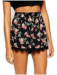Amazon.co.uk: Multicoloured - Shorts / Women: Clothing