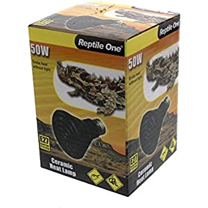Reptile One Keramik Heizung