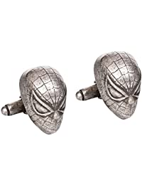 Marvel Official Spiderman Cufflinks in Presentation Box