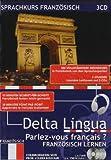 Delta Lingua Sprachkurs Französisch, 3 Audio-CDs
