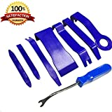 Manelord Trim Removal Tool - 8Pcs Trim Removal Tool Set for Car Clips Removal, Dashboard Removal and Car Door Panel Trim Removal