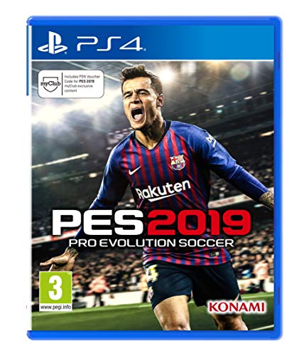 Pro Evolution Soccer 2019 - PlayStation 4 [Importacion inglesa]