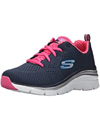 Skechers (SKEES) Fashion Fit-Statement Piece, Zapatillas de Deporte para Mujer