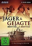 Jäger & Gejagte - U-Boot-Krieg im Atlantik [4 DVDs]