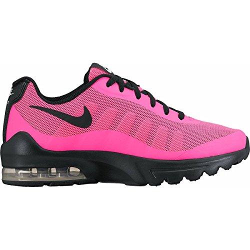 Nike Air Max Invigor (Gs), Scarpe da Corsa Bambina Rosa (Pink Blast / Black-Black-White)