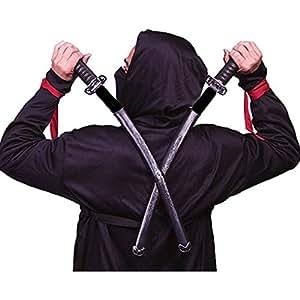 Double Ninja Swords - Accessory