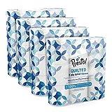 Amazon-Marke: Presto! 3-lagiges gestepptes Toilettenpapier, 36 Rollen (4 x 9 x 200 Blätter)-...