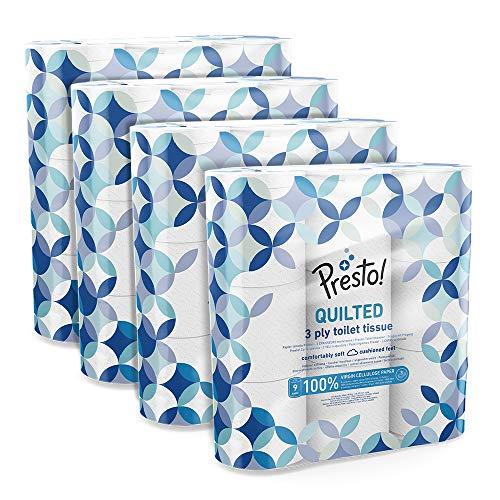 Amazon Brand - Presto! Toilet paper 5400606009868