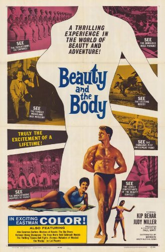 Beauty and the Body Plakat Movie Poster (27 x 40 Inches - 69cm x 102cm) (1963)