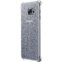 Samsung BT-EFXG928CSEGWW - Funda para Samsung Galaxy S6 Edge+, color plata