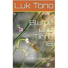 Blume und Tiere 18: Bildersammlung (German Edition)