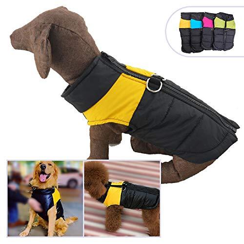longlongpet Pet Kleidung Hund Kleidung Winter Puffer Weste Kleinen Große Hunde Mantel Weste Haustier Ski Westen Hund Jacke Outfit, Snow Westen