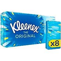 Kleenex The Original Fazzoletti, 12 Pacchi da 8 Pezzi
