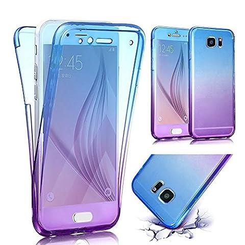MOMDAD Coque Samsung Galaxy S7 Edge,TPU Silicone Housse Samsung Galaxy