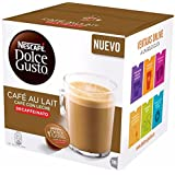 Nescafé Dolce Gusto Café con Leche Descafeinado - 16 Cápsulas