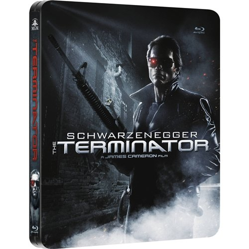 The Terminator 2 - Judgement Day - Strictly Limited Steelbook im Schuber (geprägt auf 1000 Stk) (Blu-ray)