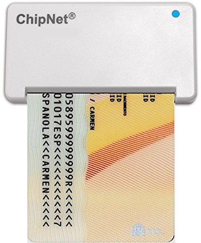 Lector DNI MAC Funciona Catalina 10.5 -ChipNet iBOX