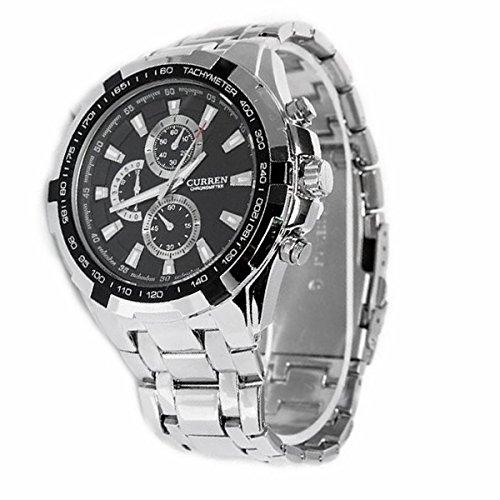 LEORX CURREN–Reloj de cuarzo para...