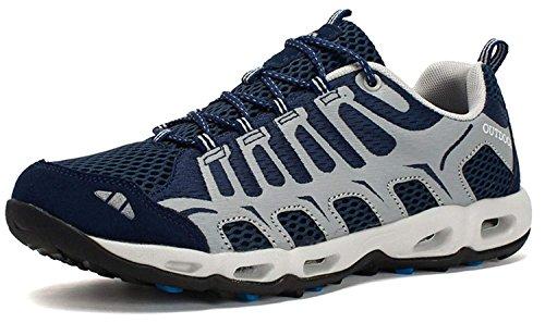 Chaussures de Marche Chaussures de Randonnée Chaussures de Sport pour Homme Femme Chaussures de Course Confortables Chaussures de Plein air Légers pour Le Sport, Tranining, Escalade