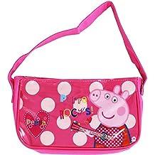 Amazon Peppa bambina Pig it borsette npBUa