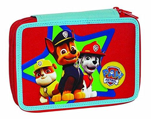 PAW Patrol Pencil Case (filled) Schulmäppchen (gefüllt) Étui à crayons (rempli) Estuche para lápices astuccio (pieno)