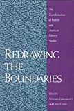 [Redrawing the Boundaries] (By: Professor Stephen J Greenblatt) [published: December, 1992]