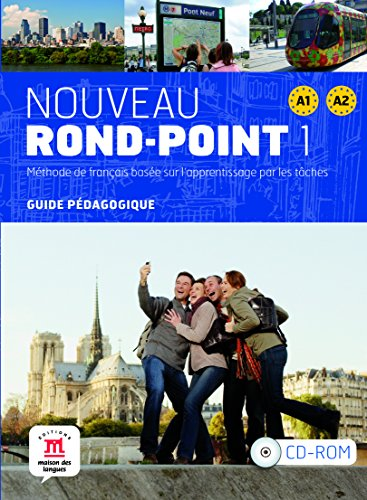 nouveau-rond-point-1-cd-guide-pdagogique