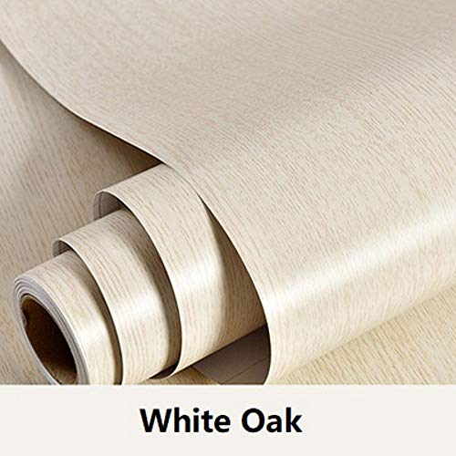 Holzmaserung Kontaktpapier für Küchenschränke Regal Liner Garderobe Tür Aufkleber wasserdicht selbstklebende Tapete, 7 7 Non-stick-liner