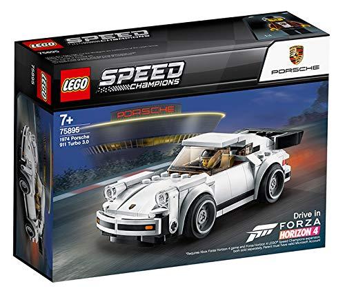 LEGO Speed champion - 1974 Porsche 911 turbo 3.0